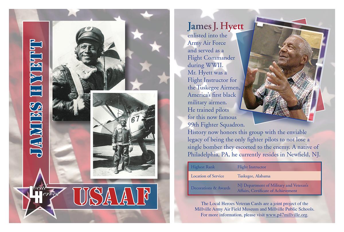 James Hyett
