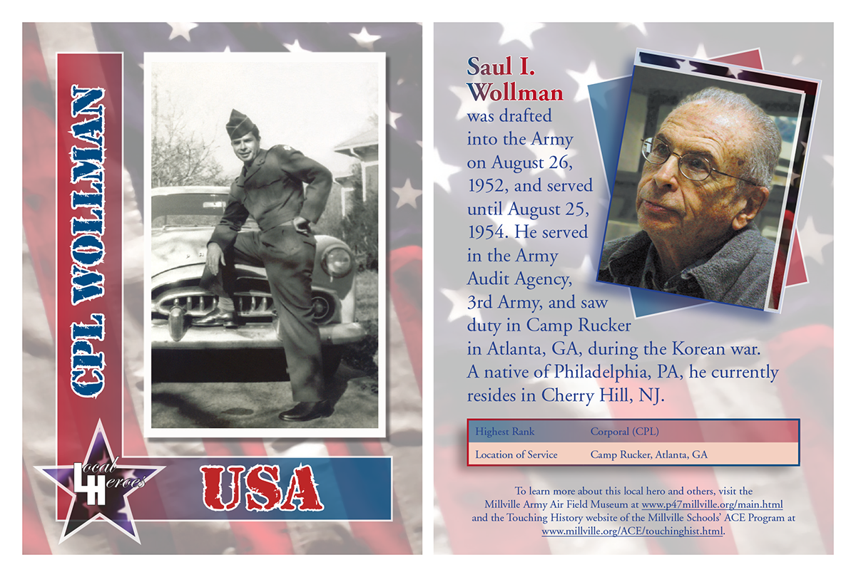 Saul Wollman