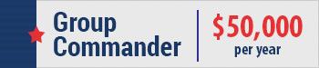 Group Commander Membership